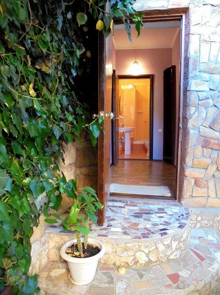 Домик для семейного отдыха на 2-4 человека в Феодосии. (5)