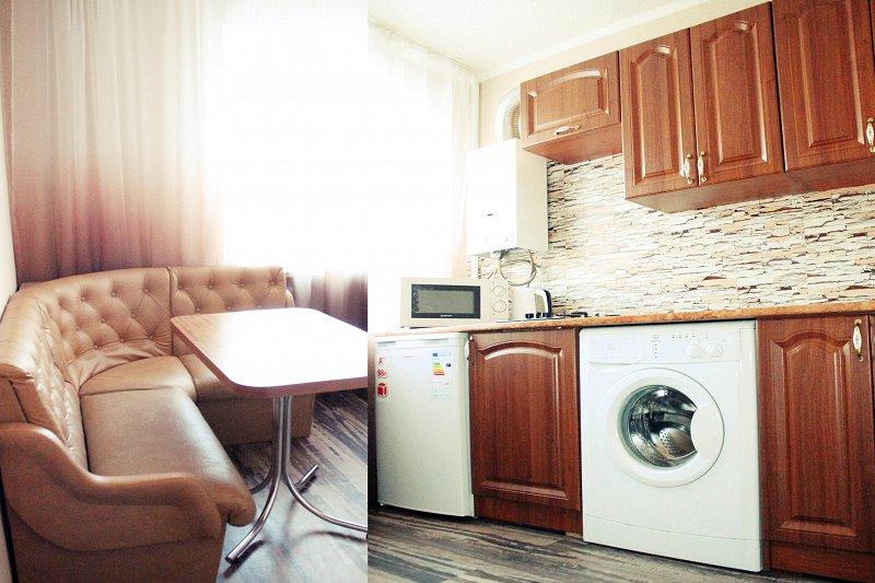 В центре Мариуполя 1к. квартира с ремонтом от владельца. Отчетные документы командировочным. (1)