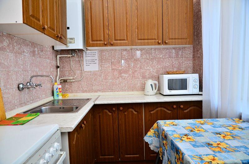 Сдам однокомнатную квартиру с ремонтом в центре Киева (4)