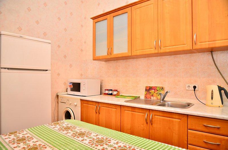 Сдам двухкомнатную квартиру с ремонтом в центре Киева (9)