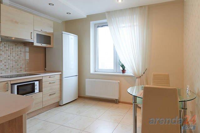 1-комнатная квартира посуточно, Киев, ул. Черновола, 27 (4)