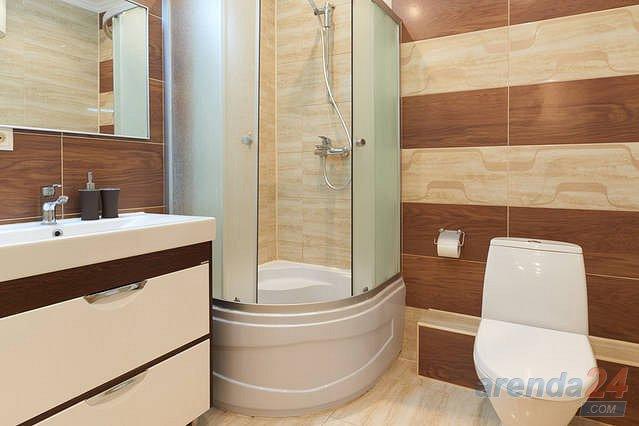 1-комнатная квартира посуточно, Киев, ул. Черновола, 27 (5)