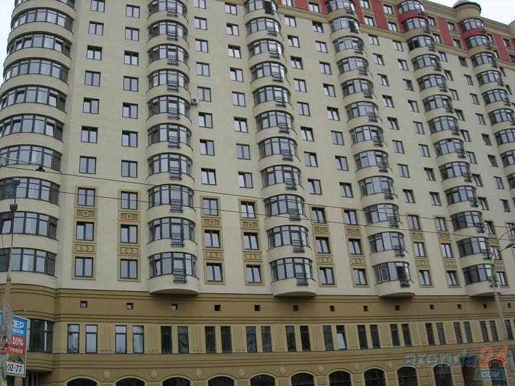 1-комнатная квартира посуточно, Киев, ул. Черновола, 27 (9)
