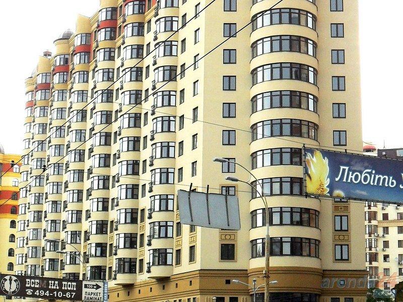 1-комнатная квартира посуточно, Киев, ул. Черновола, 27 (10)