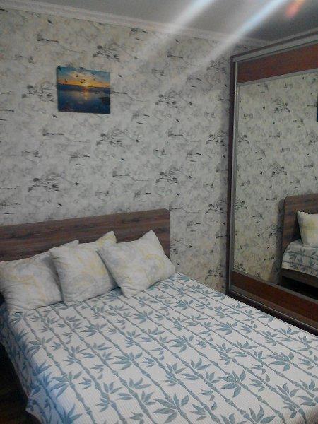 Двухкомнатная квартира на Лиепайской