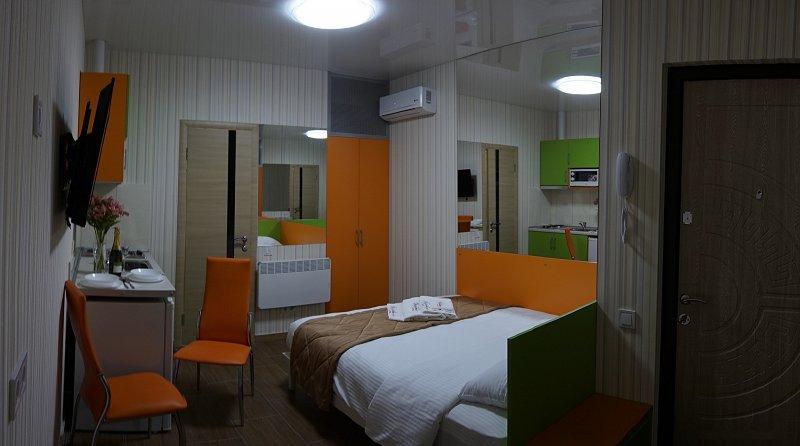 Уютные современные номера посуточно,новый апарт-отель.