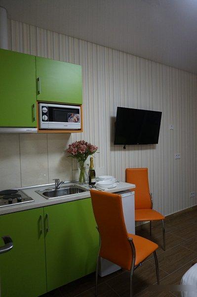 Уютные современные номера посуточно,новый апарт-отель. (3)