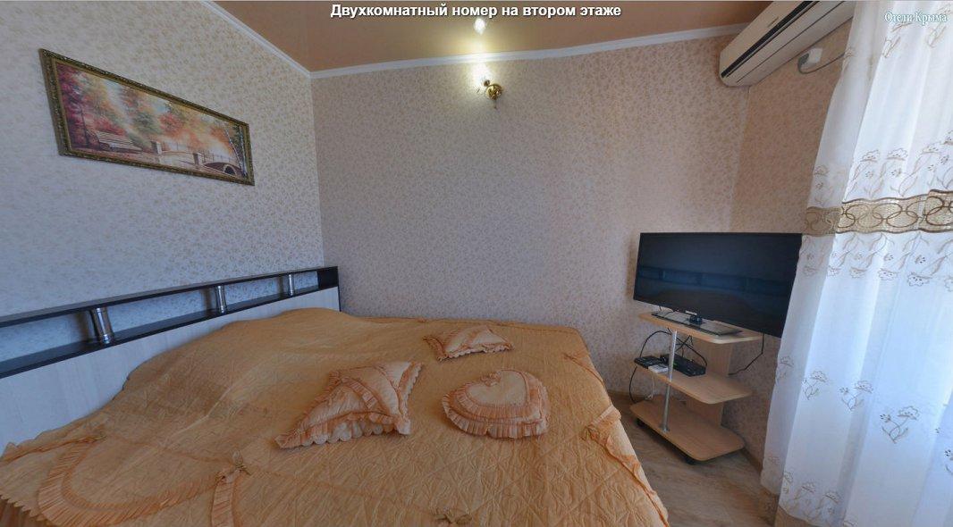 Саки Прибой база отдыха снять жилье в отеле Первая линия (4)