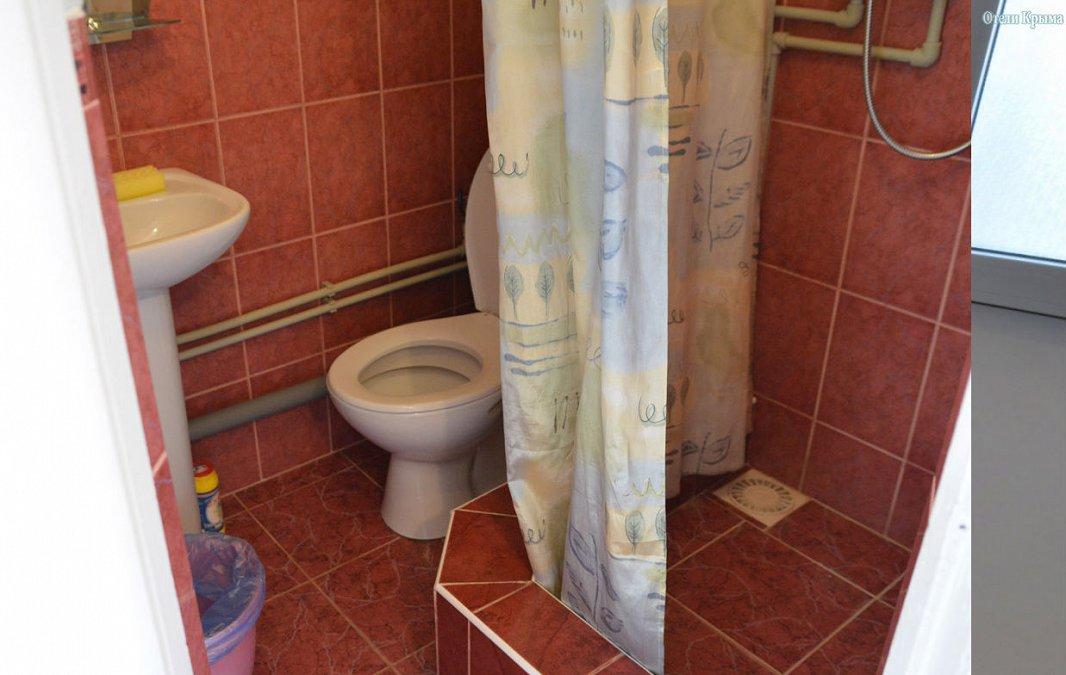 Саки Прибой база отдыха снять жилье в отеле Первая линия (6)