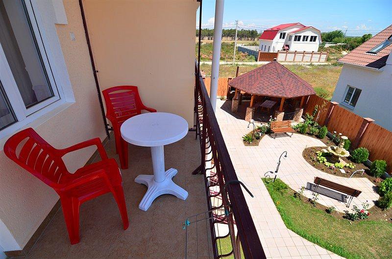 Песчаное жилье у моря снять номер в гостинице Крым Бахчисарай (10)