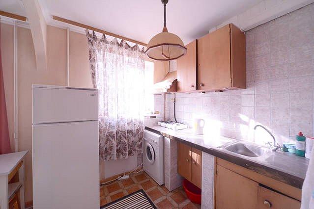 1-кімнатна квартира подобово, Київ, вул. Червонопільська, 3 а (4)