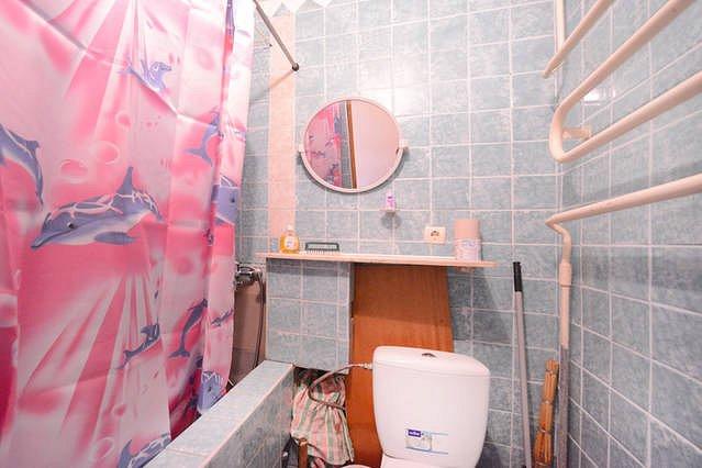 1-кімнатна квартира подобово, Київ, вул. Червонопільська, 3 а (6)