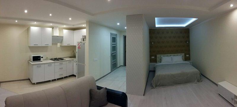 1-кімнатна квартира подобово, Миколаїв, просп. Центральний, 76 (10)