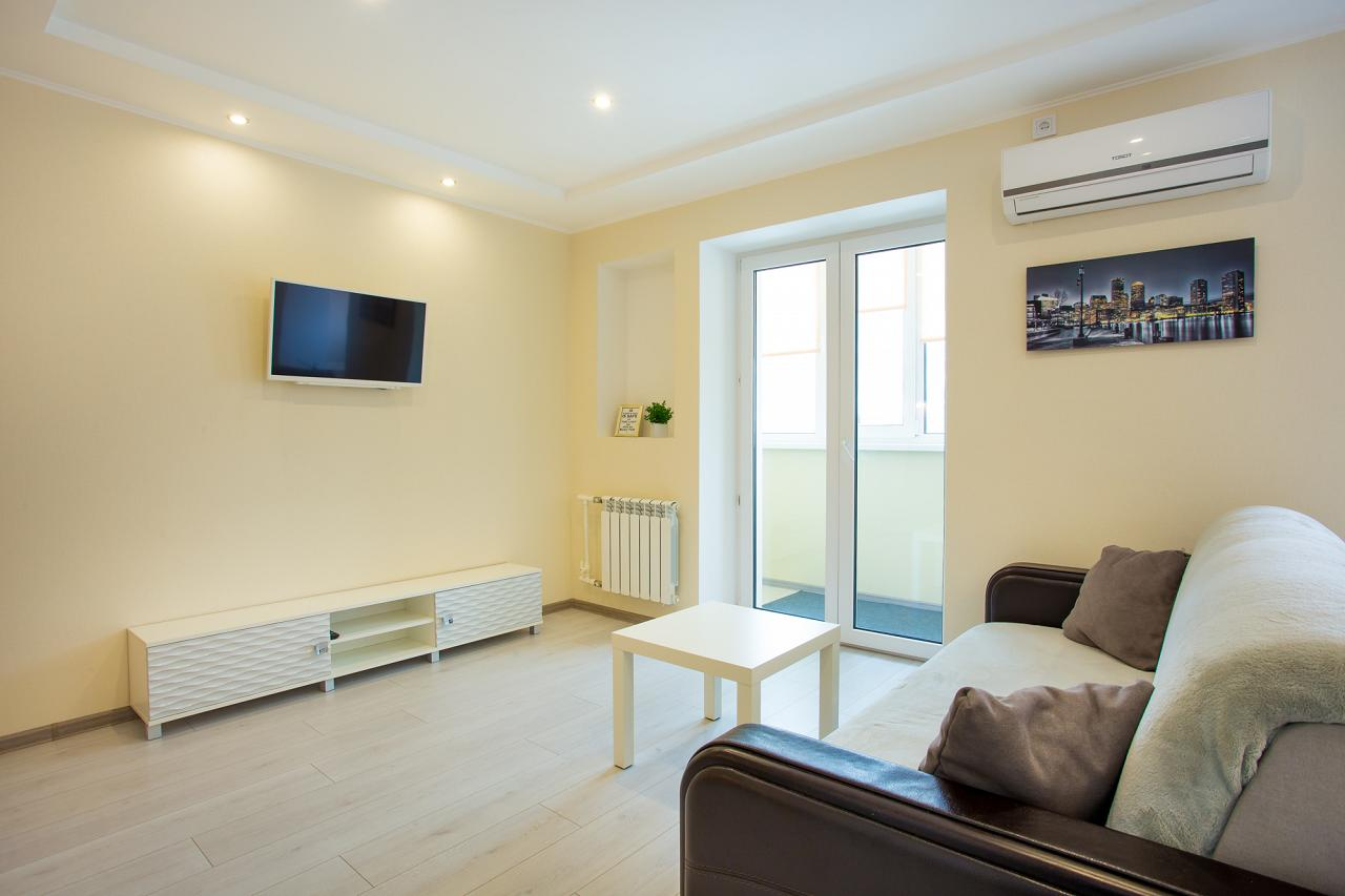 Стильная квартира-студио на Соборной