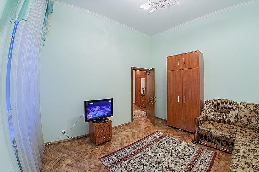 2-pokojowe mieszkanie dobowe, Lwów, ul. , 12 (4)