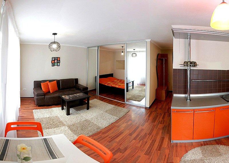 Квартира в центре с новым евро ремонтом (1)