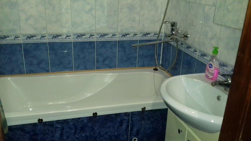 1-кімнатна квартира подобово, Київ, вул. Захарівська, 3а (5)