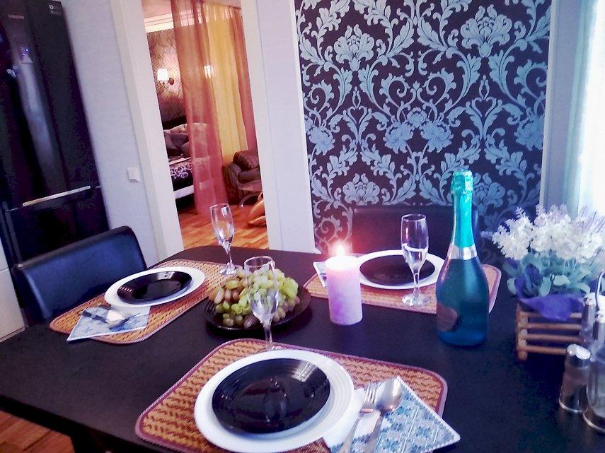 1-комнатная квартира посуточно, Мариуполь, просп. Мира, 98