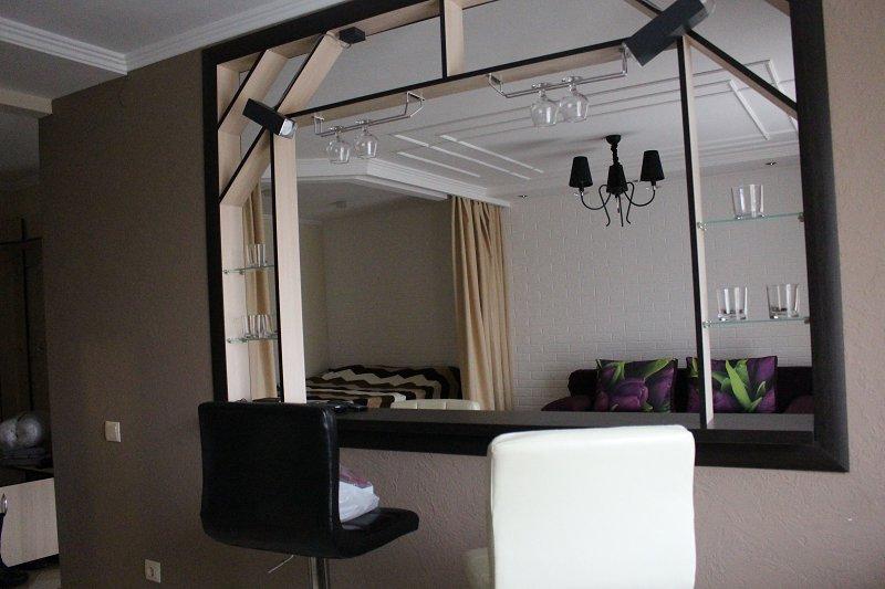 Однокімнатна квартира Студіо неподалік від центру.