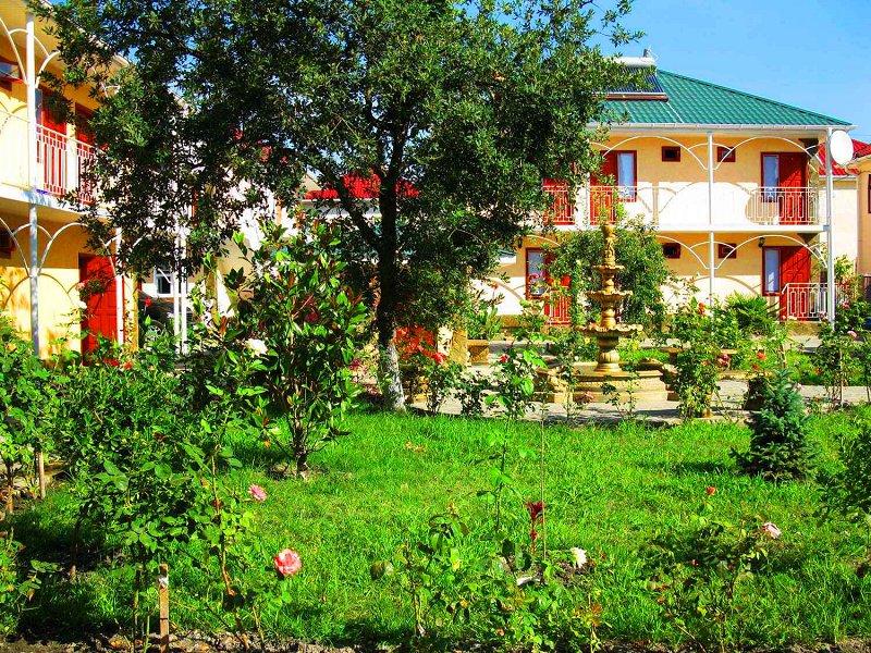 Алушта отдых частный сектор пансионат Канака (2)