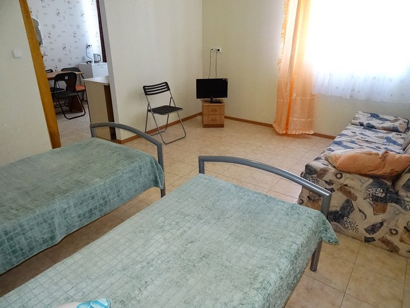 Крым Солнечногорское частный сектор снять жилье у моря Алушта (4)