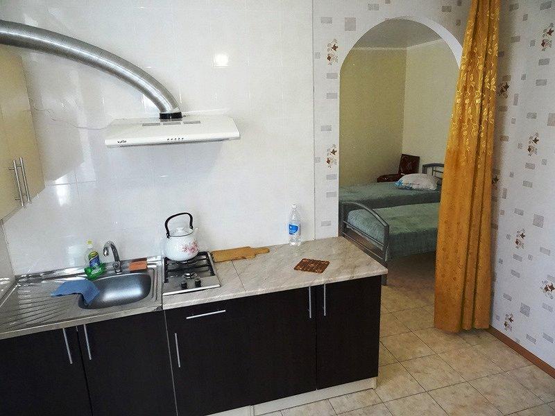 Крым Солнечногорское частный сектор снять жилье у моря Алушта (5)