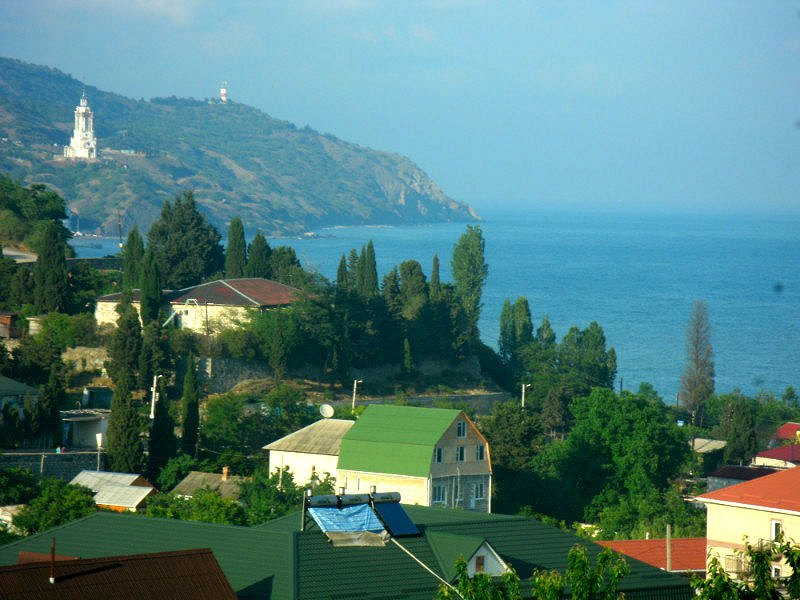 Крым Солнечногорское частный сектор снять жилье у моря Алушта (10)