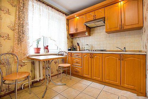 Двухкомнатная квартира в центре города (3)