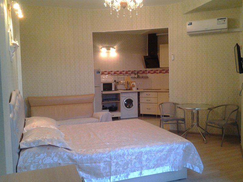 Апартаменты на Боткинской 2а, 4эт (2)