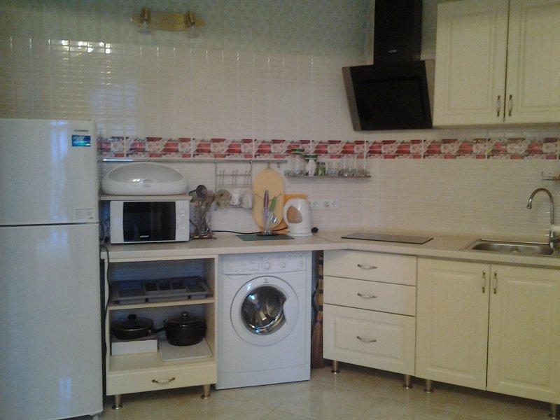 Апартаменты на Боткинской 2а, 4эт (3)