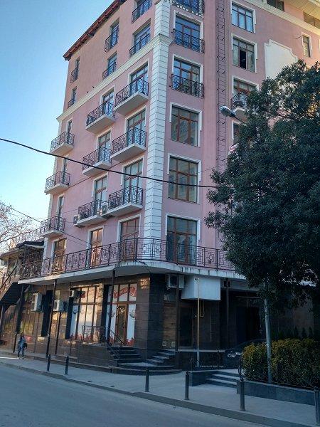 Апартаменты на Боткинской 2а, 4эт (9)