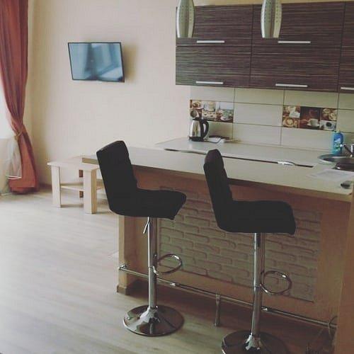 Квартири подобово Залізнична 49. Premium class apartments.Євроремонт 2017р.Панорамні вікна