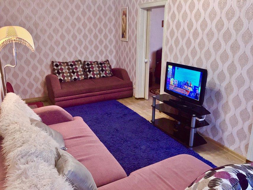 3 комнатная квартира ,, А-ля СССР,,, Воронцовская 1