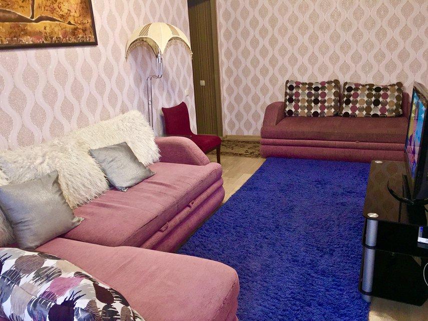 3 комнатная квартира ,, А-ля СССР,,, Воронцовская 1 (6)