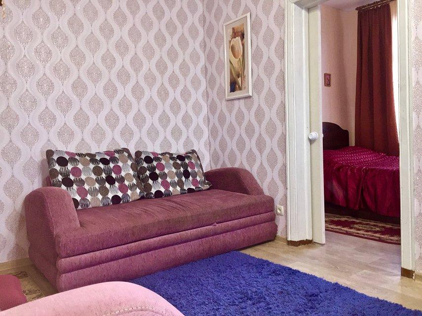 3 комнатная квартира ,, А-ля СССР,,, Воронцовская 1 (7)
