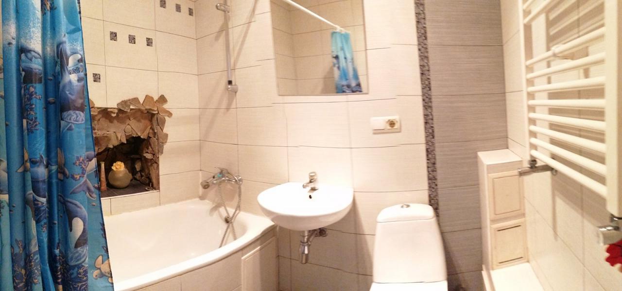2-pokojowe mieszkanie dobowe, Lwów, ul. Piotra Doroszenki, 25 (7)