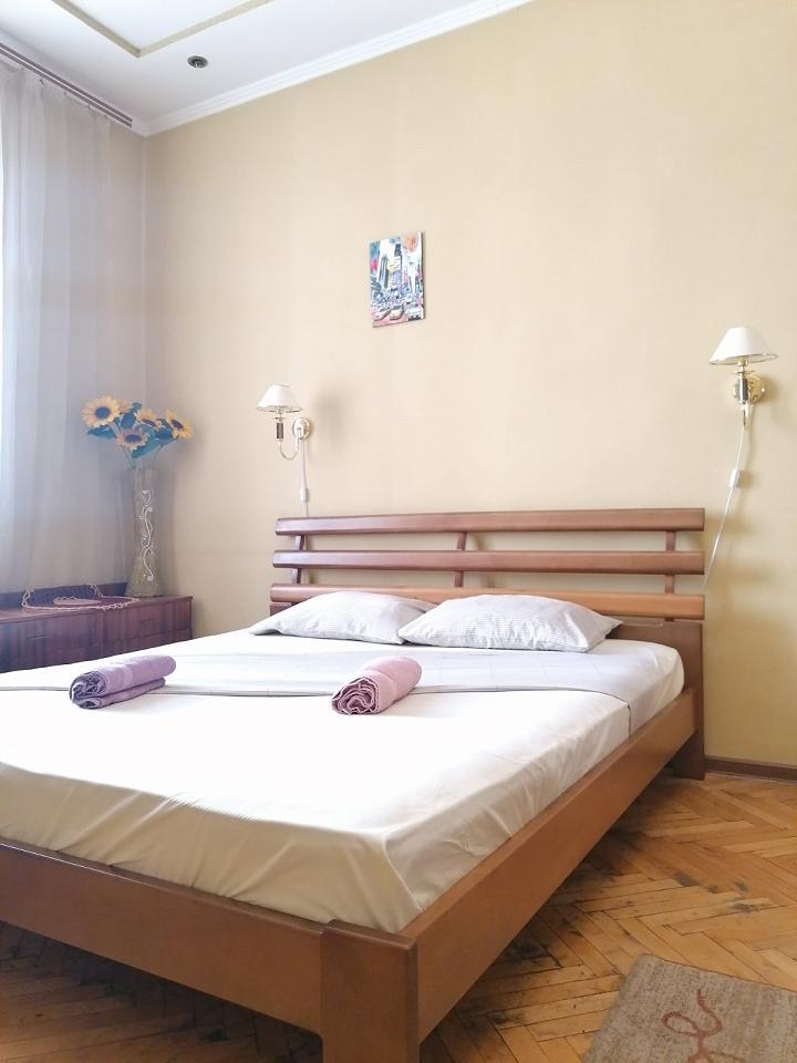 2-pokojowe mieszkanie dobowe, Lwów, ul. Piotra Doroszenki, 25