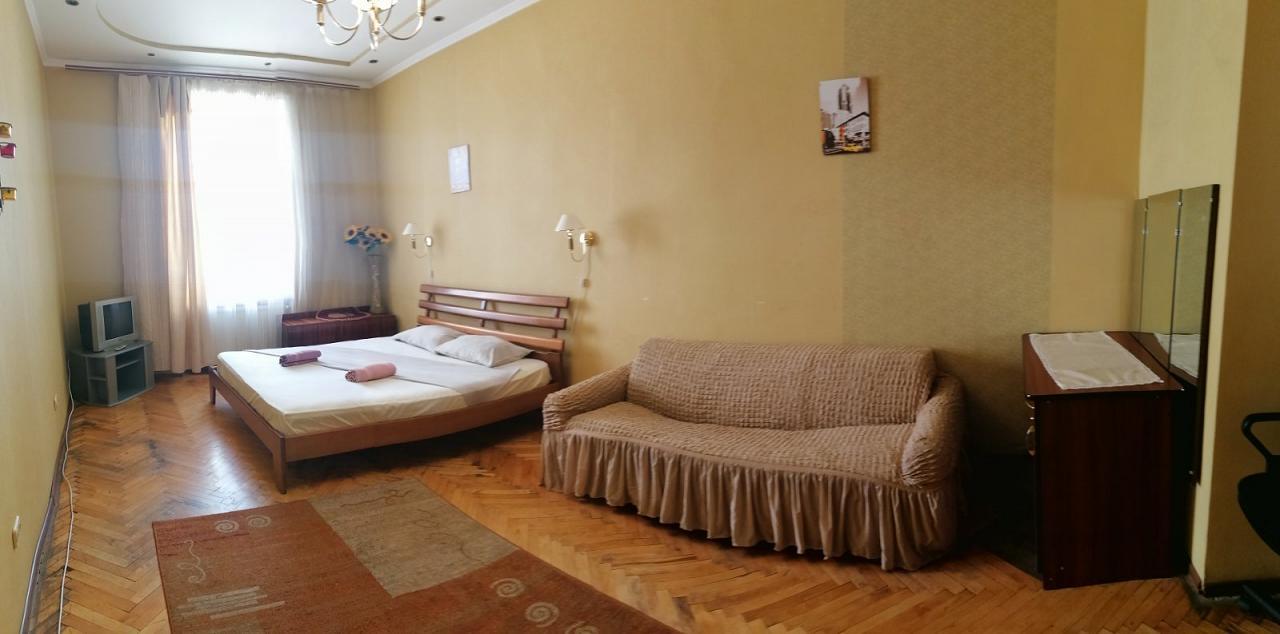 2-pokojowe mieszkanie dobowe, Lwów, ul. Piotra Doroszenki, 25 (1)