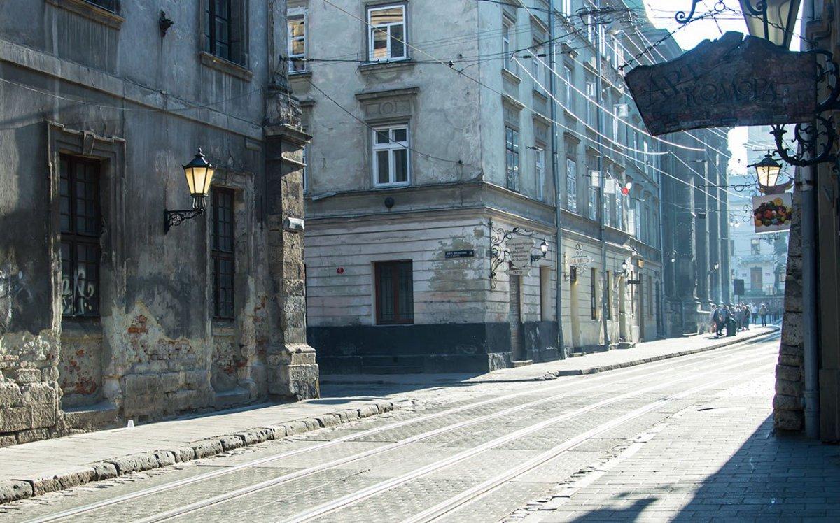 1-комнатная квартира посуточно, Львов, ул. Руська, 12 (7)