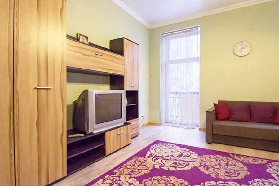 Центр, 3 раздельные комнаты, евроремонт (3)