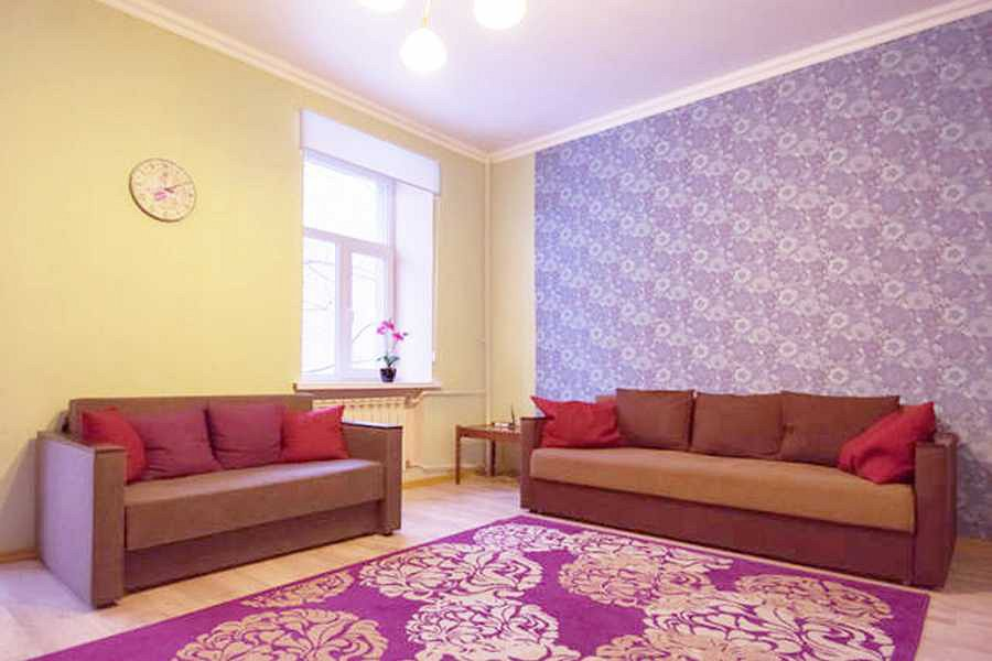 Центр, 3 раздельные комнаты, евроремонт (6)