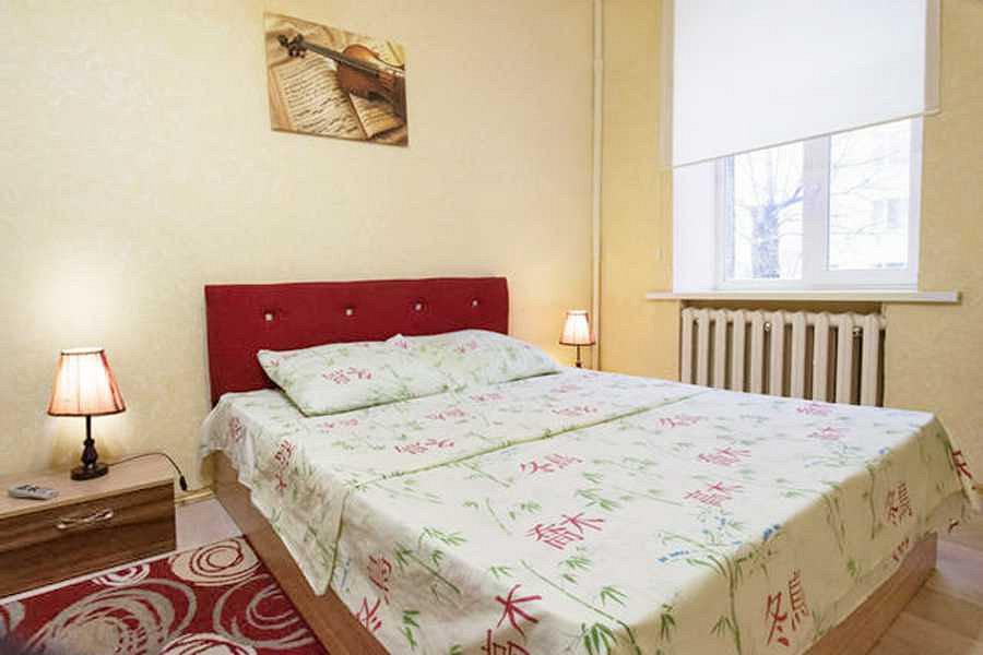 Центр, 3 раздельные комнаты, евроремонт (10)