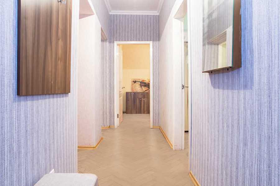 Центр, 3 раздельные комнаты, евроремонт (5)