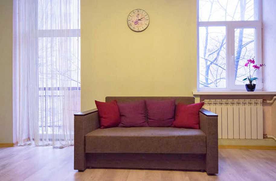 Центр, 3 раздельные комнаты, евроремонт (9)