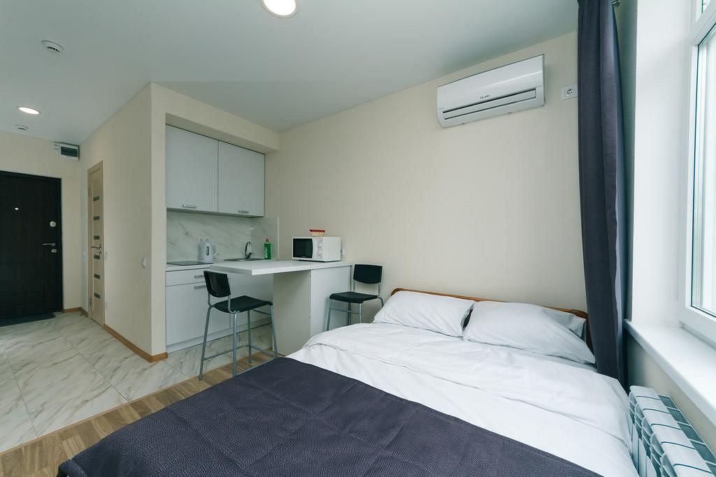 Апартаменты студио и делюкс
