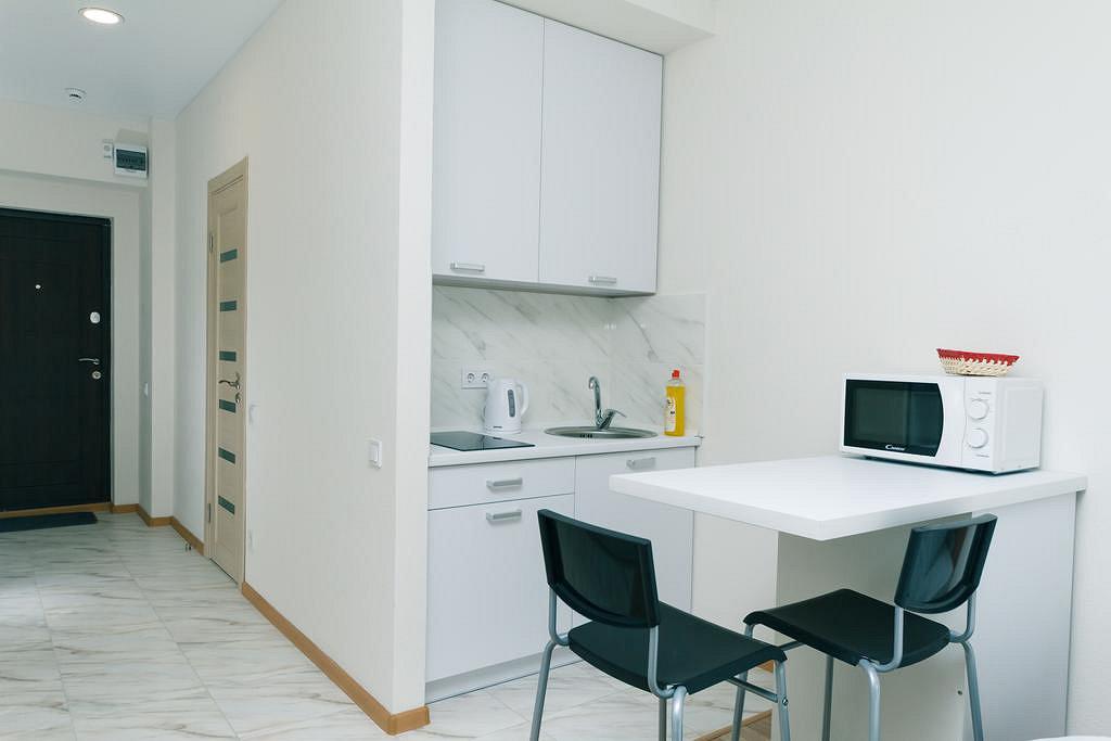 Апартаменты студио и делюкс (1)