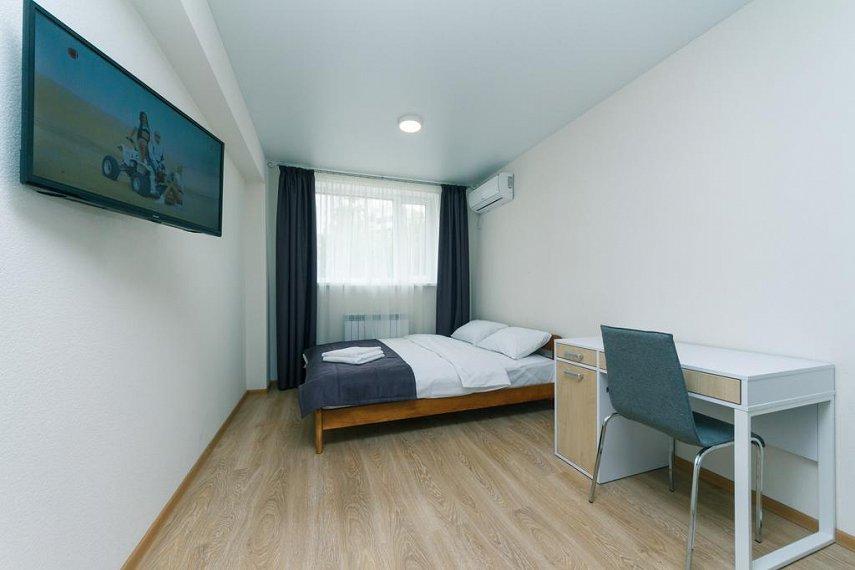 Апартаменты студио и делюкс (5)