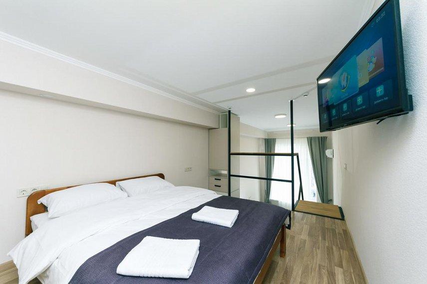 Апартаменты 2х уровневые стандарт и делюкс (5)
