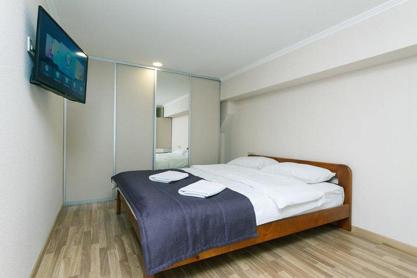 Апартаменты 2х уровневые стандарт и делюкс (6)