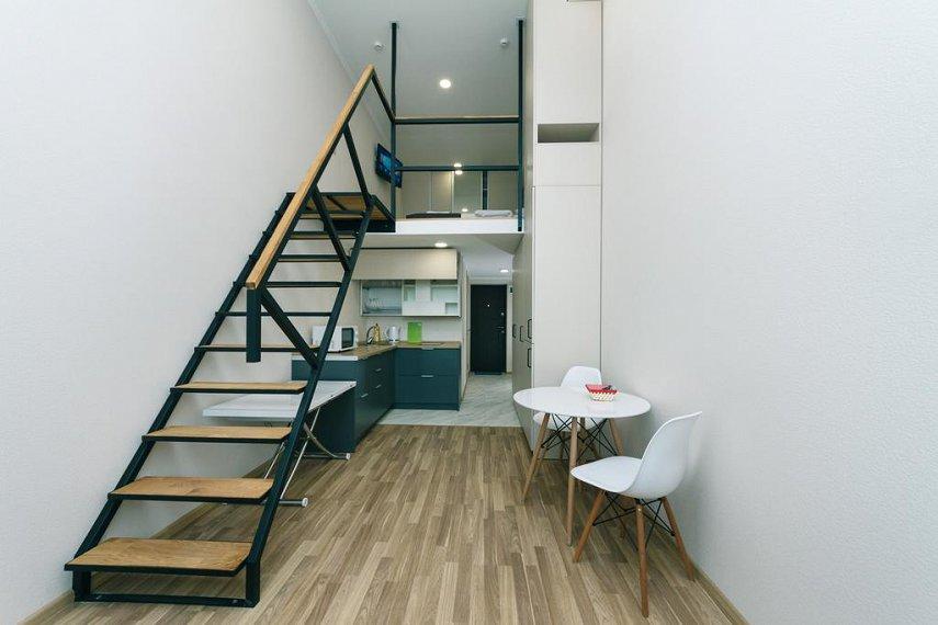 Апартаменты 2х уровневые стандарт и делюкс (9)